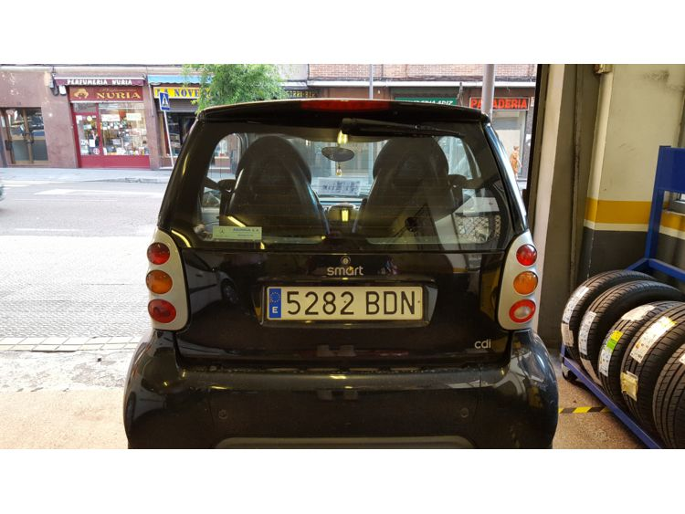 SMART FORTWO CYTI-COUPE PASSION C foto 4