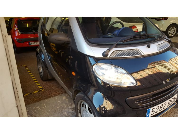 SMART FORTWO CYTI-COUPE PASSION C foto 3